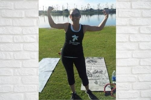 March FEATURED Boot Camp Client – Amber