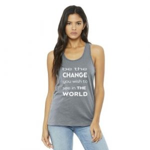 be-the-change-gray-racerback