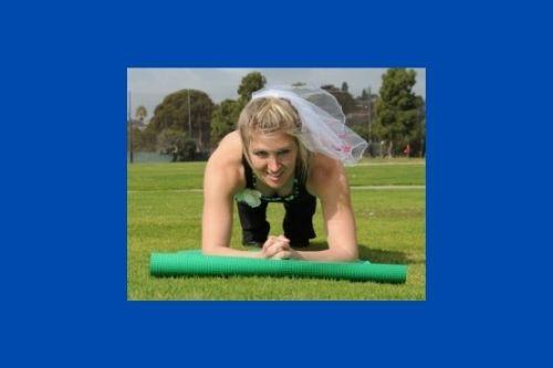 Bridal Boot Camper Wraps Up Fitness Journey
