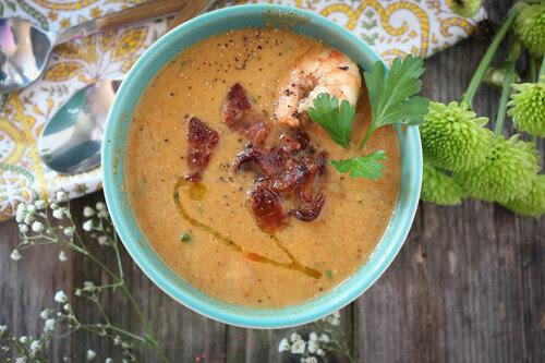 paleo-shrimp-cauliflower-chowder