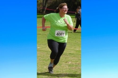 March – FEATURED Boot Camp Client – Janet