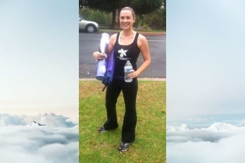 December – FEATURED Boot Camp Client – Ashley